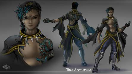 Theo: New Design