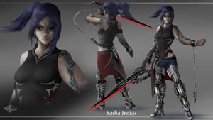 Sasha: New Design
