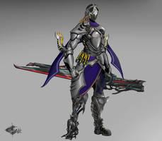 Kross Redesign Part 1: Armor