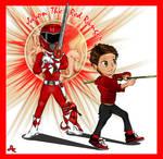 Jason The Red Ranger