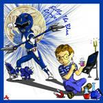 Billy The Blue Ranger