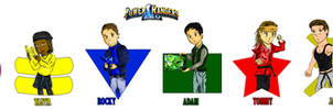 Human Zeo Rangers