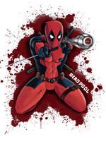 Deadpool by Arekusan-Meka