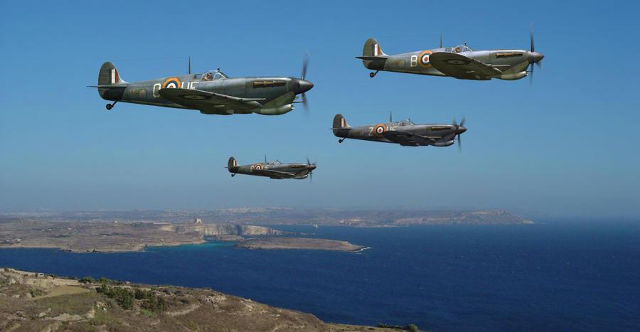 Malta Patrol by N0T3R