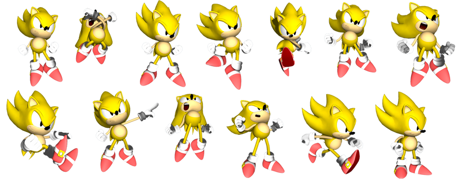 how to make a sonic generations character mod