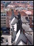 Les toits de Prague
