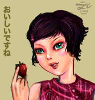 Strawberryness by Murklins