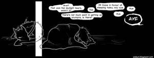 Oddunout: Daylight deprivation by Murklins