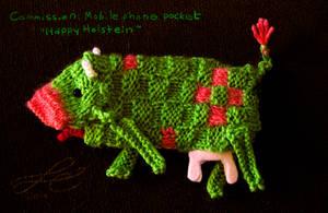 Happy Holstein by Murklins