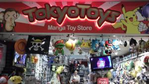 Tokyo Toys shop