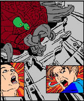Galidor colouring picture 2 by Londonexpofan