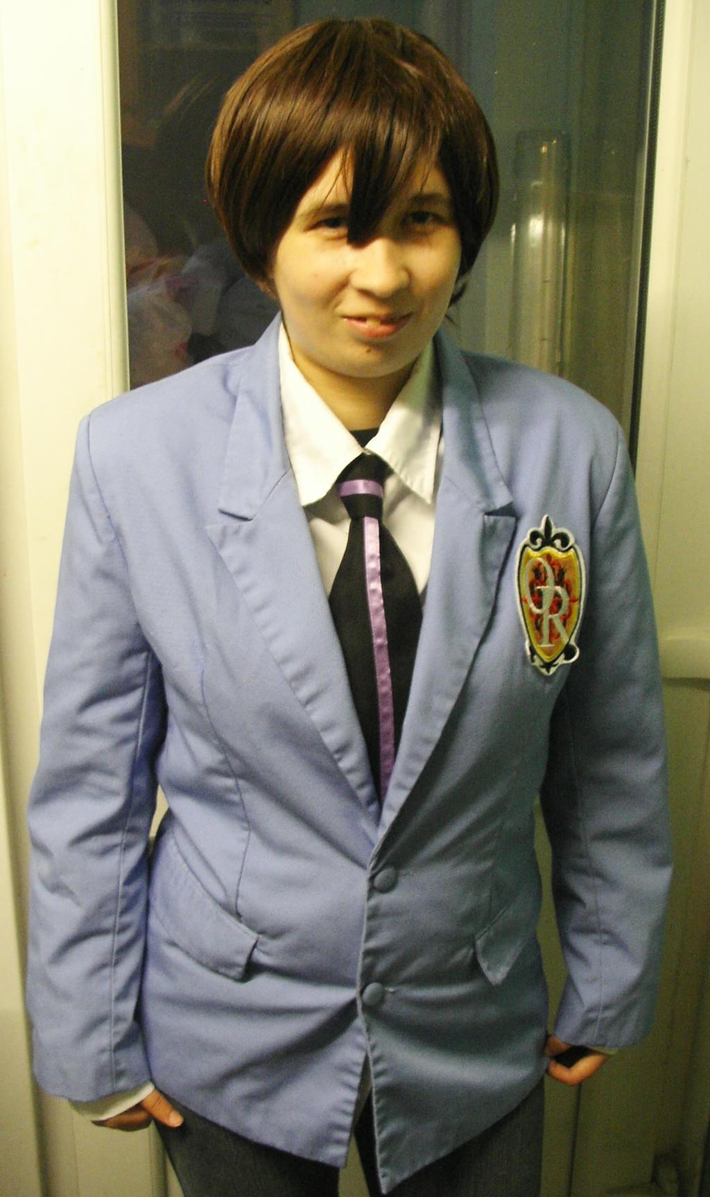 Haruhi Fujioka cosplay tryout by Londonexpofan on DeviantArt