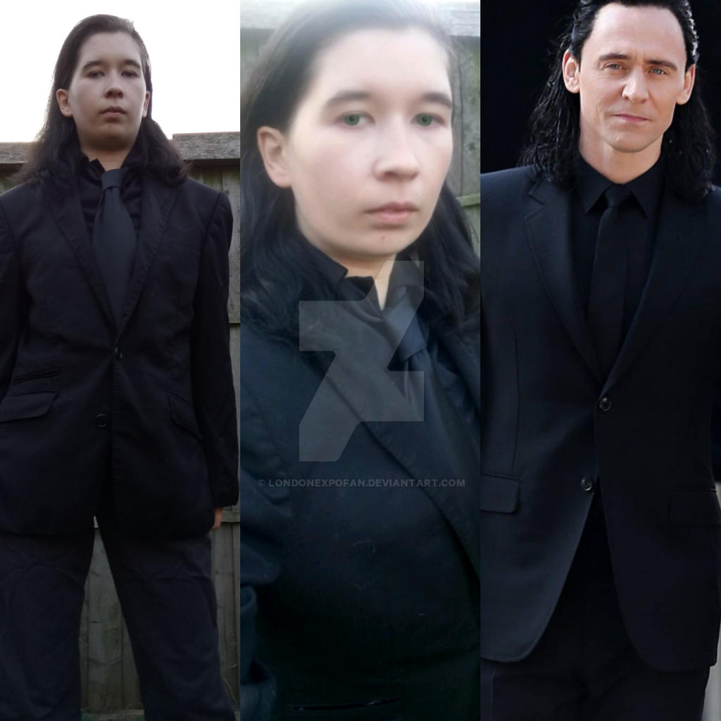 Loki Cosplay From Thor Ragnarok By Londonexpofan On Deviantart