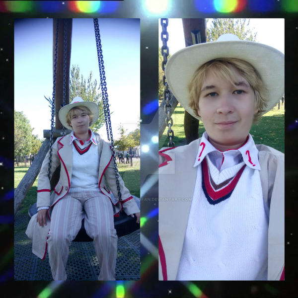Fifth Doctor Photo shoot 2 by Londonexpofan