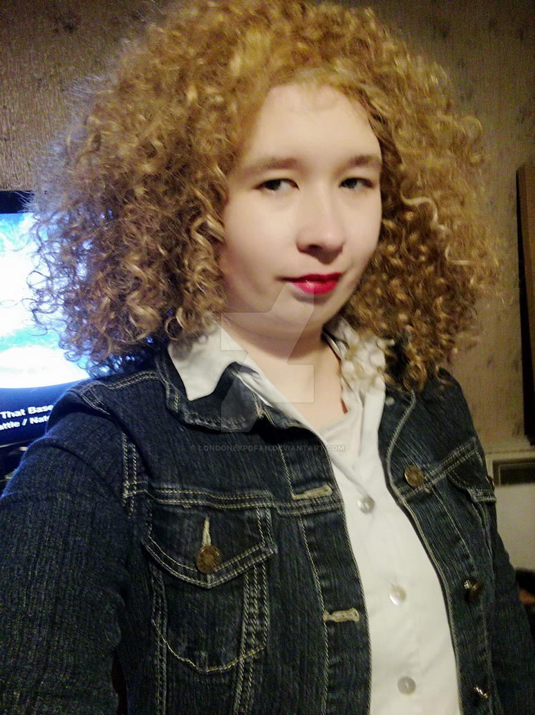 River Song cosplay costest by Londonexpofan