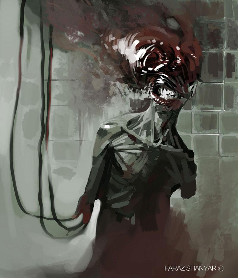 asylum by shanyar