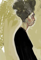 long neck by shanyar