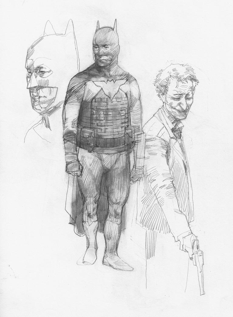 batman by shanyar