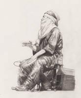 Tinariwen by shanyar