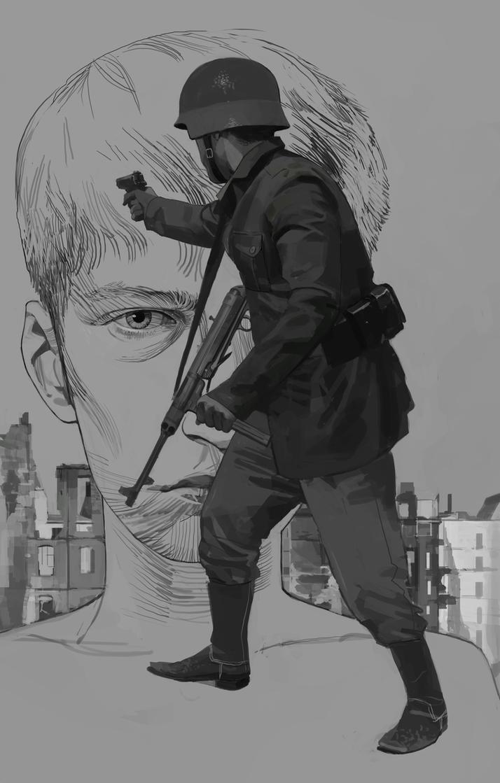 pistol by shanyar