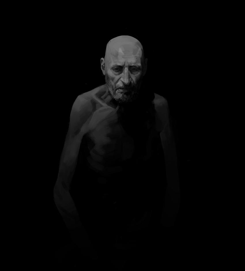old man by shanyar