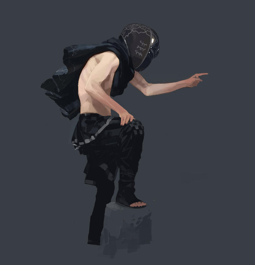 Mask by shanyar