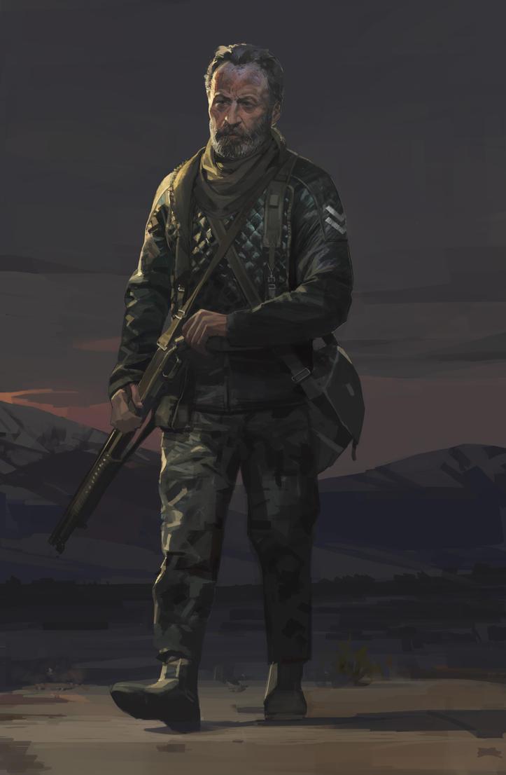 Sergeant by shanyar