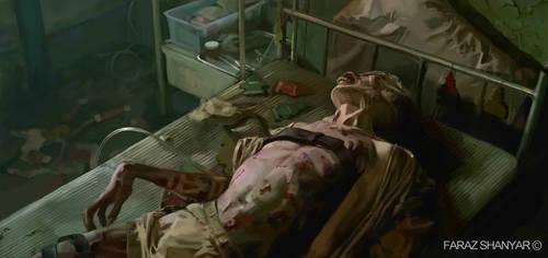 rotten body by shanyar