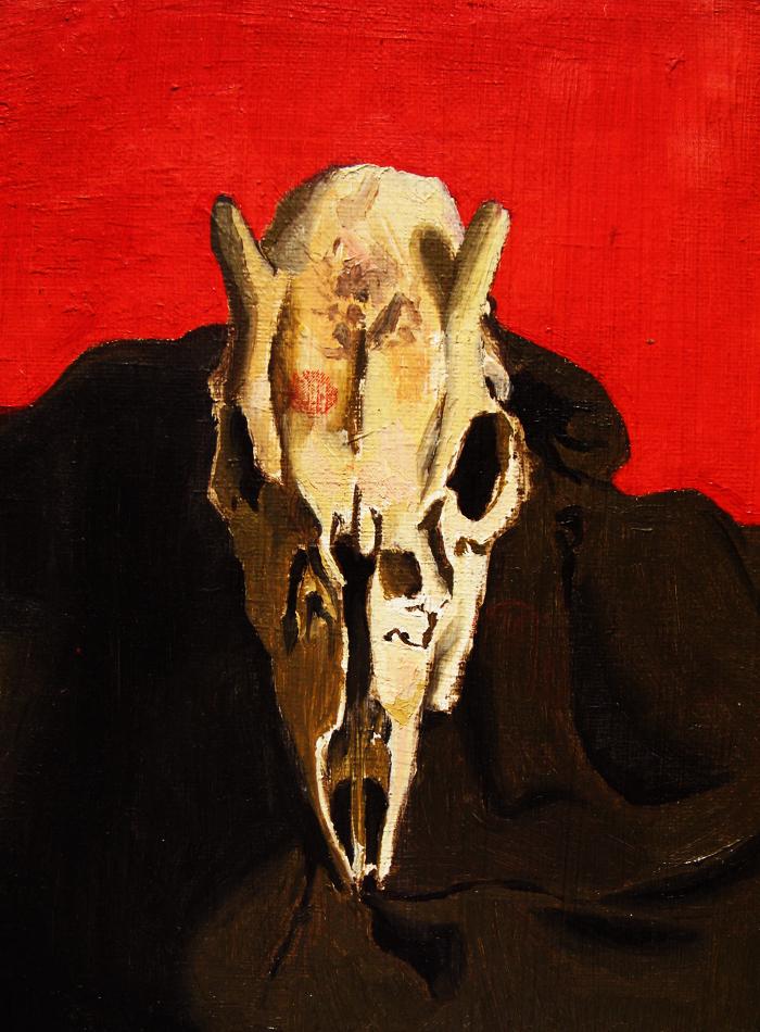 skull by jeremyg0rd0n