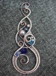 Swirly Pendant