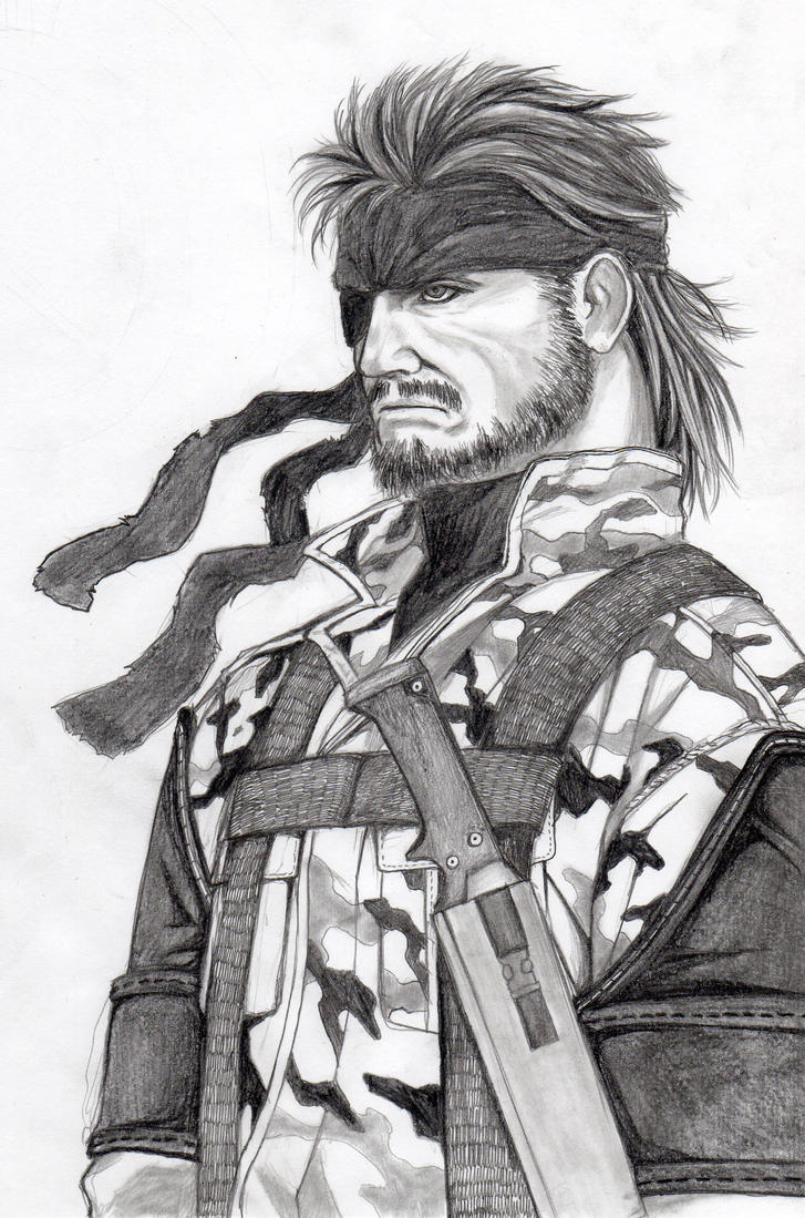 Big Boss by SaigoR