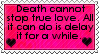 Death Cannot Stop True Love by glomdi