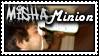 Misha Minion Stamp by glomdi