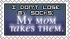 My Lack of Socks by glomdi