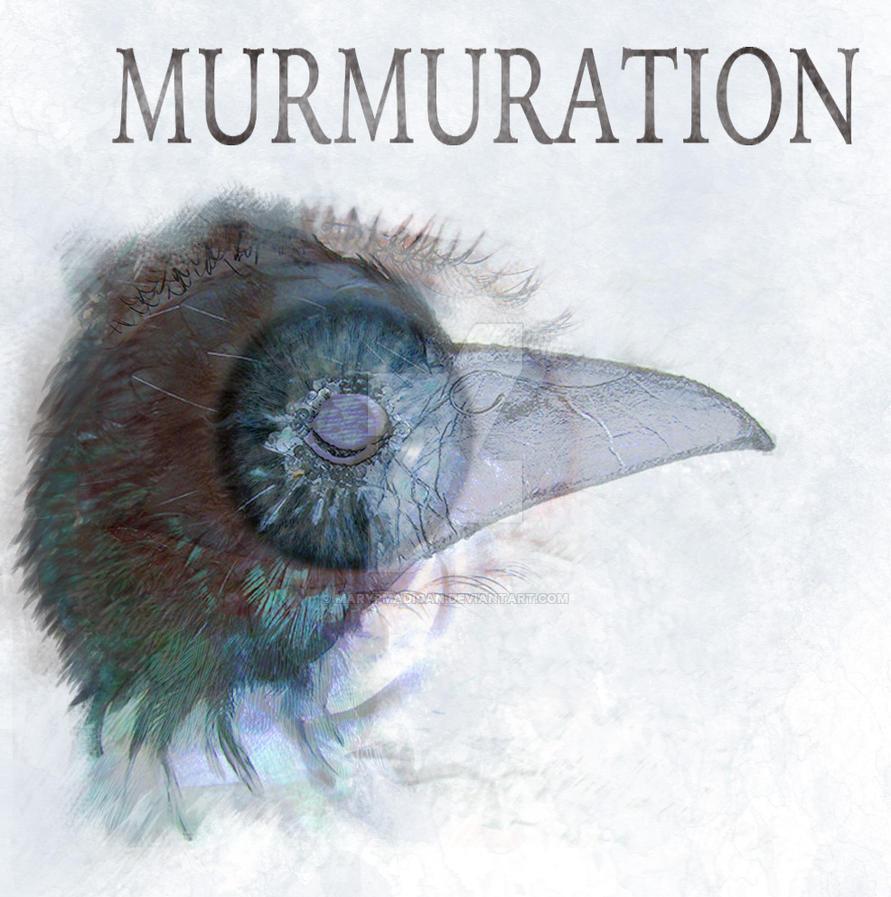 Murmuration: Murmuration Cover Bird Eye By Marypmadigan On DeviantArt