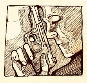 Boondocks sketch