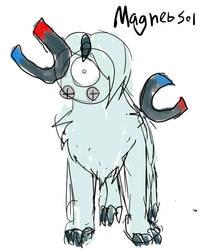 Magnebsol by LittleCatOfDoom