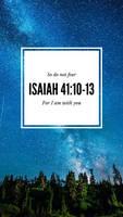Isaiah 41:10-13 - Free Wallpaper