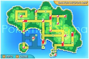 Bakkuh Region Map (Mockup) by Burton-kun