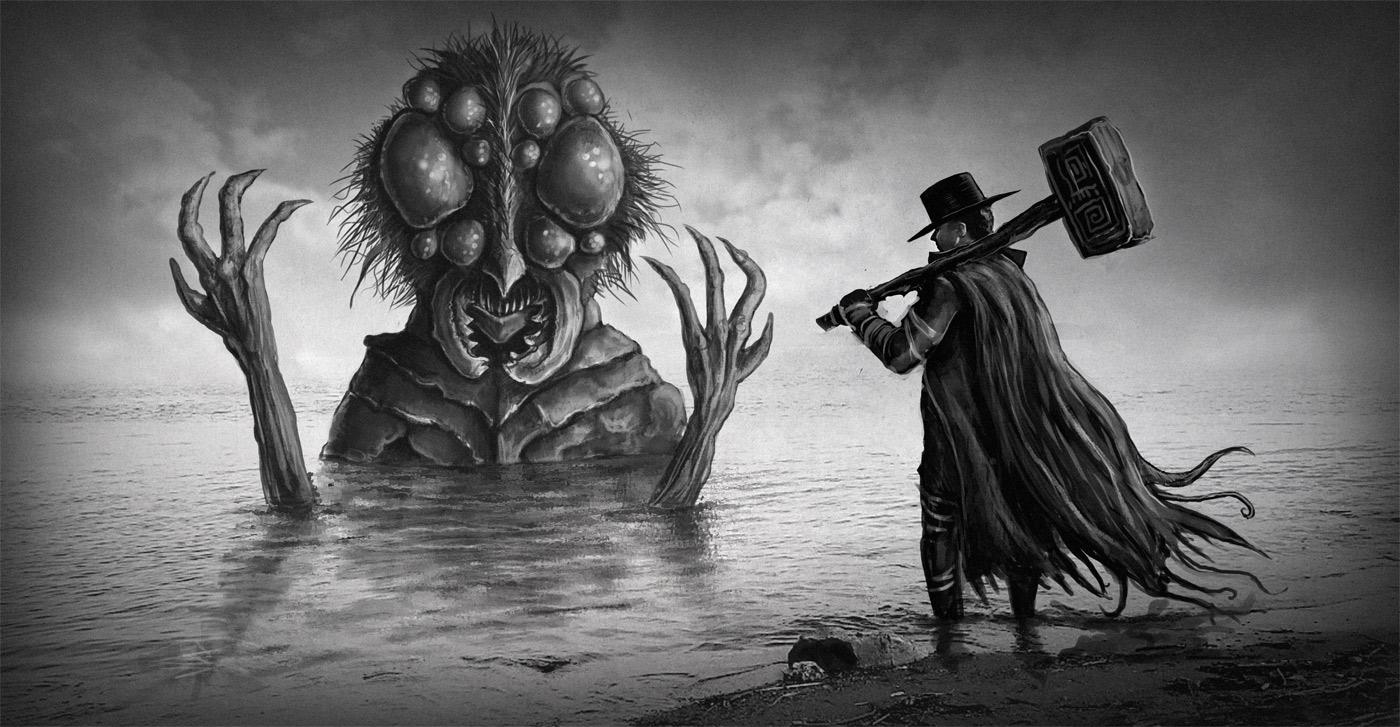 Bloodborne Fan Art by Jack-Burton25