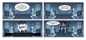 Overwatch + Dark Souls III