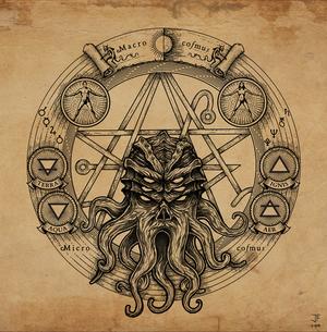 Cthulhu Pentagram