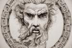 Zeus, God of the Sky - Study