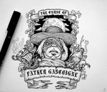 Bloodborne - The Curse of Father Gascoigne