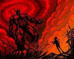 Metal AF - Come at me bro!!! by Jack-Burton25