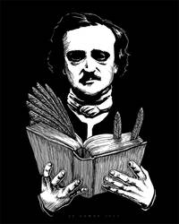 Storytime with Edgar Allan Poe by Jack-Burton25