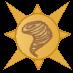 Kipsin Pard Badge by snowyangel15