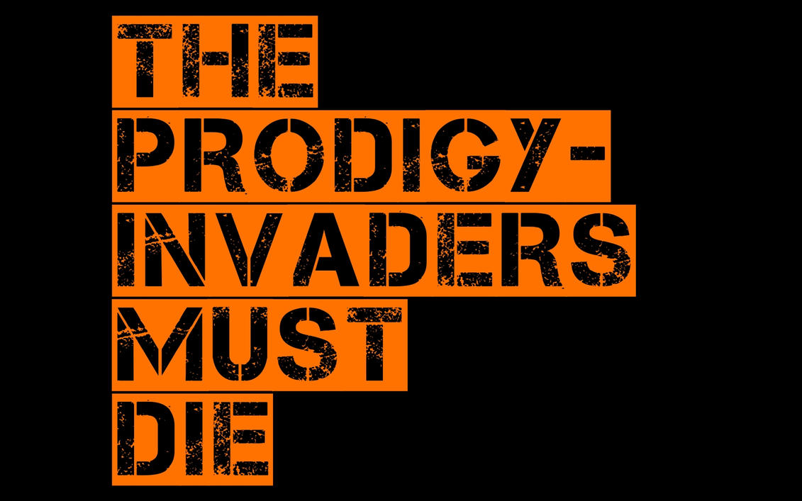 The Prodigy Widescreen Orange by atoemg