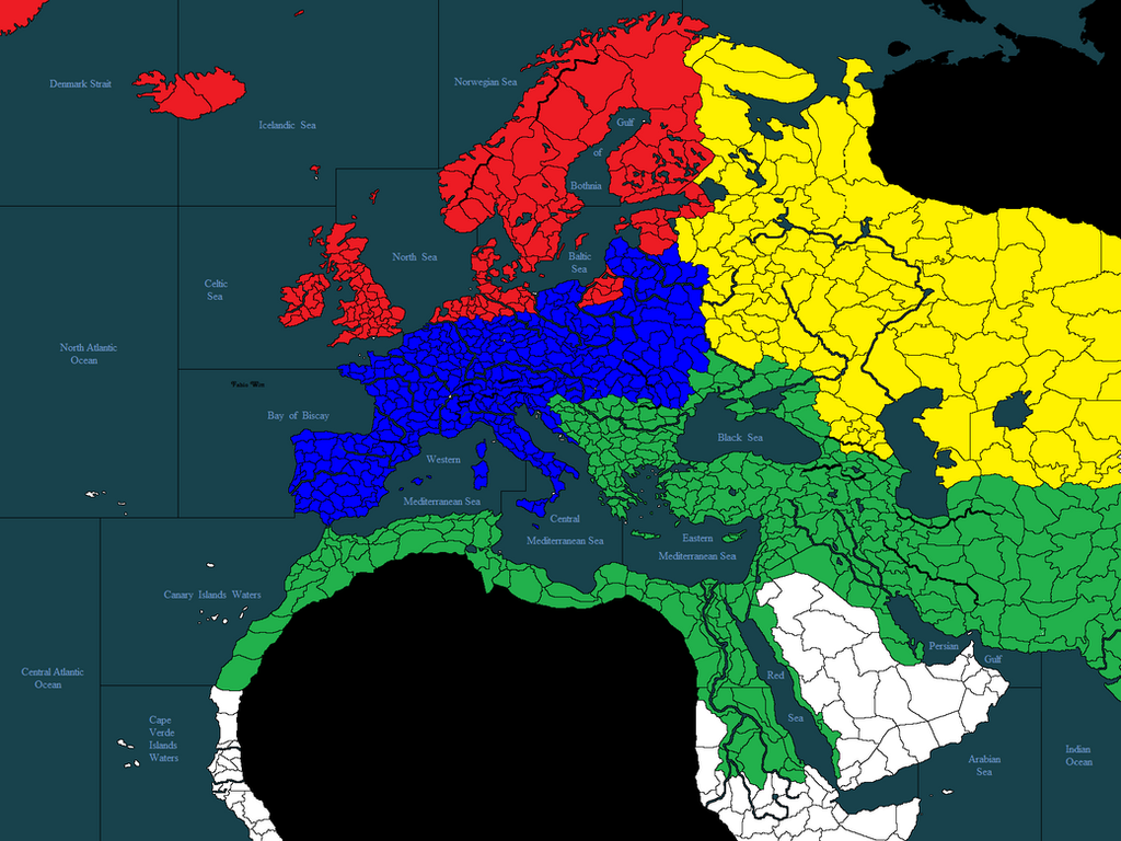 TF2 Europe religion map by Icelance669 on DeviantArt