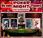 My own Poker Night Players Meme #4 by Icelance669